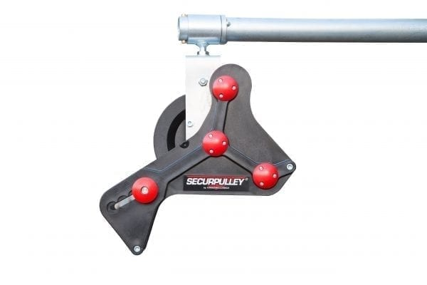 Securpulley straight arm
