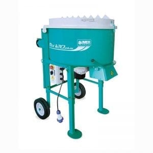 Mix 120 Plus Mortar Mixers