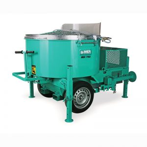 Imer Mix 750 Mortar Mixers