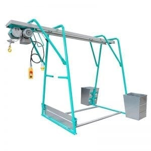 gantry with ET300N  Gantry Hoist