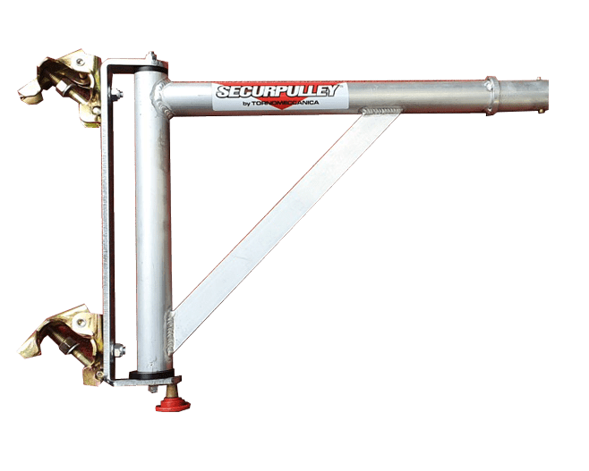 Swivel Arm for Securpulley